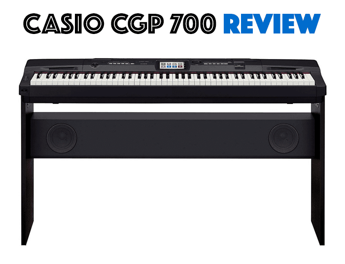 Casio CGP700 Review: A Lightweight Digital Piano with a