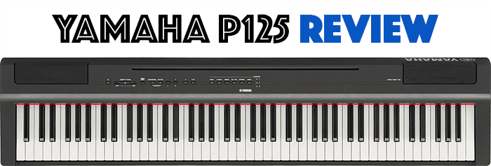 Yamaha P125 Review An Ideal Keyboard For Gigging Musicians
