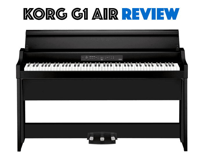 korg g1 air review best home digital piano under 2000 instrumentio. Black Bedroom Furniture Sets. Home Design Ideas