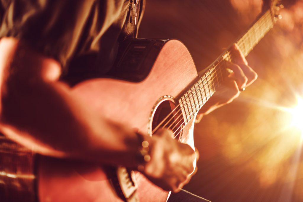 worship guitar songs