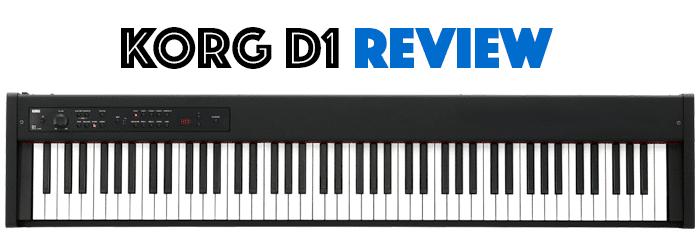 Korg D1 Review