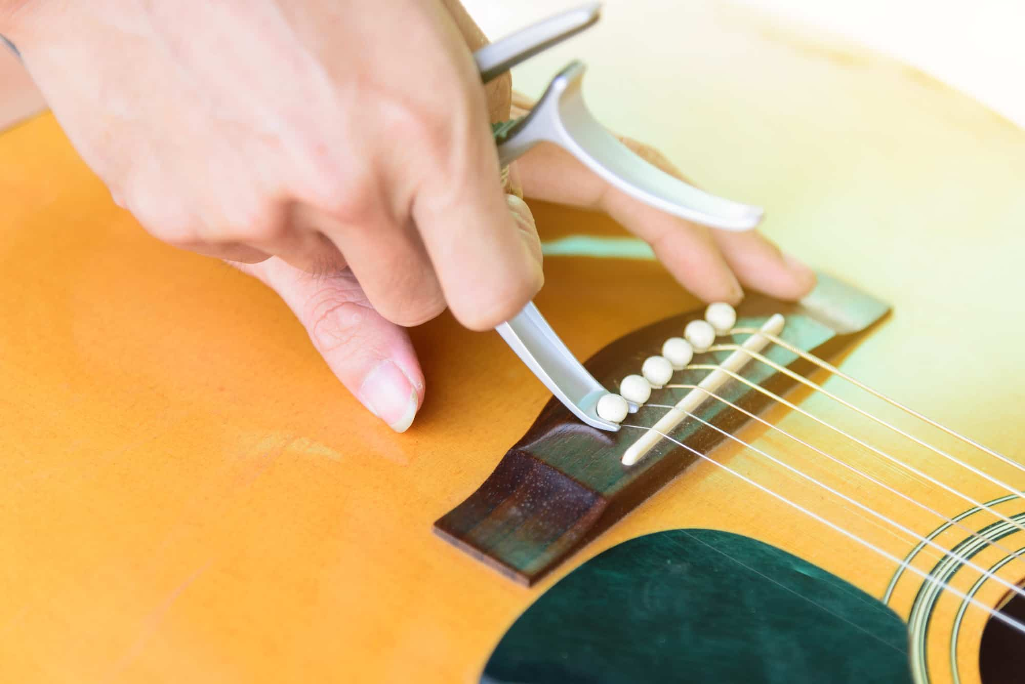 How Often Should You Change Your Guitar Strings?