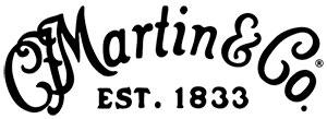 Martin, ukulele brand logo
