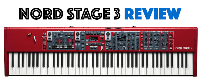 Photo of Nord Stage 3 88-key digital piano